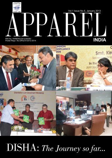 apparelindia - Apparel Export Promotion Council