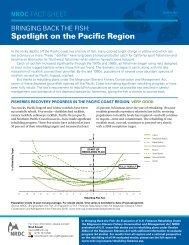 Pacific - Natural Resources Defense Council