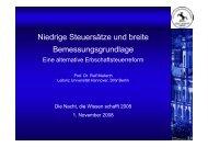 Hier kommt ein Text hin - Leibniz Universität Hannover