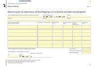 Abrechnung über die Quellensteuer auf Entschädigungen von im ...