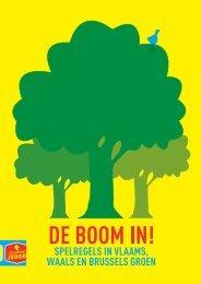 de boom in! (pdf) - Steunpunt Jeugd