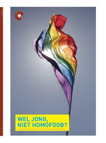 Wel jong, niet homofoob? (pdf, 876KB) - Steunpunt Jeugd