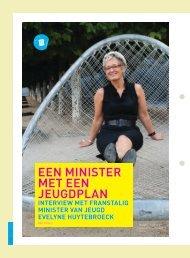 Een minister met een jeugdplan (pdf, 3310KB) - Steunpunt Jeugd