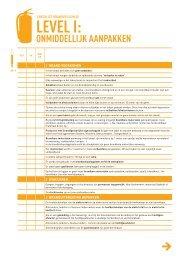 Checklist brandveiligheid jeugdlokalen - VVSG