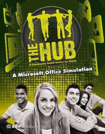 A Microsoft Office Simulation A Microsoft Office ... - BE Publishing