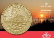 Møntkatalog - Danmarks Nationalbank
