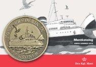 Møntkatalog - Den Kgl. Mønt