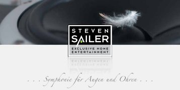 Homeentertainment. - Steven Sailer