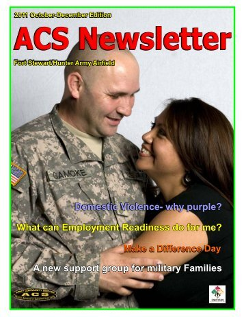 ACS Newsletter OCT-DEC 2011.cdr - Fort Stewart