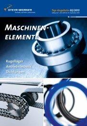 Maschinen- elemente - Steyr-Werner