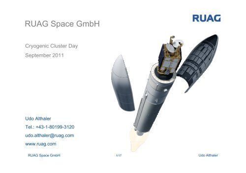 Ruag Space Gmbh