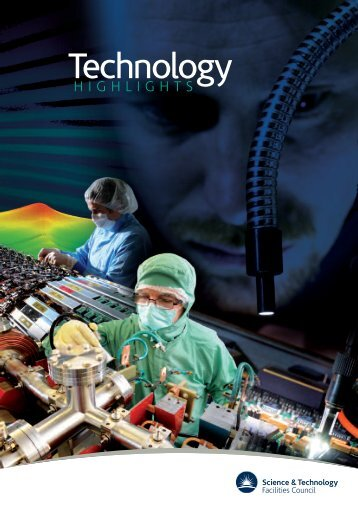 Technology - Science & Technology Facilities Council