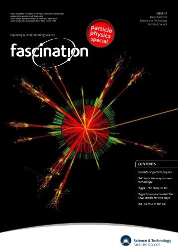 particle physics - Science & Technology Facilities Council