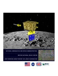 national aeronautics and space administration ... - The Moon Pages