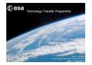 Technology Transfer Programme