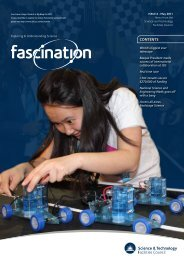 Fascination - Science & Technology Facilities Council