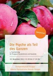 3 Psychiatrietag.indd - Spital Thurgau AG