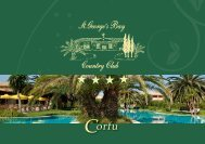 View hotel brochure St. George´s Bay - St. George's Bay Country ...