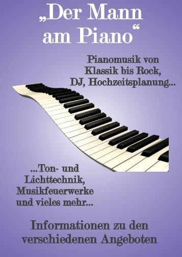 """""""Der Mann am Piano"""""""