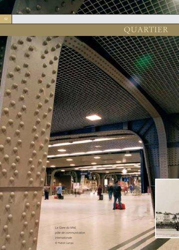 QUARTIER - Saint-Gilles