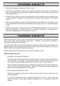 subject booklet for year 11-12 - St Hildas School - Page 5