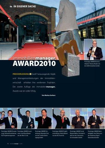 IN EIGENER SACHE - Bell Management Consultants