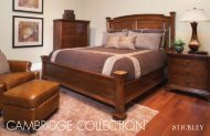 cambridge collection - Stickley