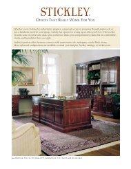 Office Furniture - Stickley