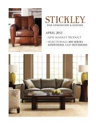 Spring 2012 Market - SFU (PDF .7Mb) - Stickley