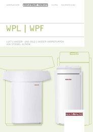 Wpl | Wpf - Stiebel Eltron