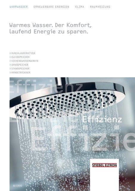 Effizienz - Stiebel Eltron
