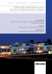 complesso residenziale di villette unifamiliari | baden - Stiebel Eltron