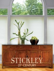 21st Century Collection - Stickley