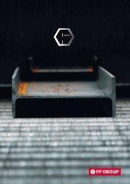 Stahlbroschüre - Stierlin