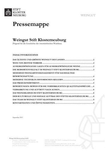 Download - Stift Klosterneuburg