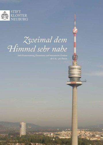SB-Donauturm - Stift Klosterneuburg