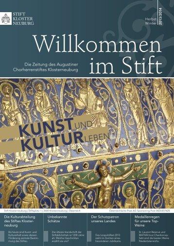 Herbst 2013 - Stift Klosterneuburg