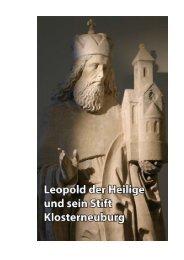 Ausstellungsheft_deutsch (pdf, 6.34 MB) - Stift Klosterneuburg