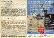 Flyer der Veranstaltung als pdf
