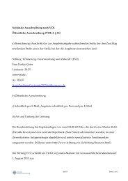 Briefkopf ZF - Stiftung