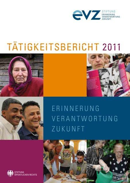 """der gesamte bericht zum download (pdf: 4 mb) - Stiftung """"Erinnerung ..."""
