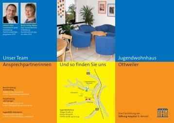 Jugendwohnhaus OTW - Stiftung Hospital