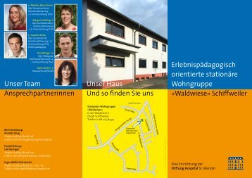 Waldwiese - Stiftung Hospital