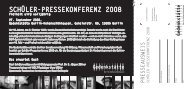 Ausweis - Stiftung Gedenkstätte Berlin-Hohenschönhausen