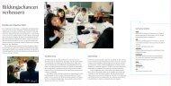 Bildungschancen verbessern - Stiftung Mercator