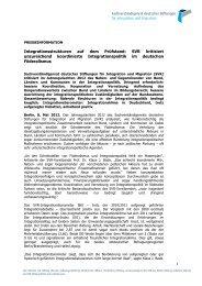 PM SVR-Jahresgutachten 2012 - Stiftung Mercator
