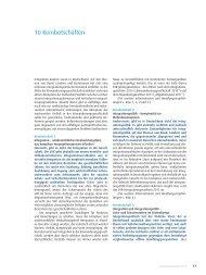 Die 10 Kernbotschaften des Jahresgutachtens - Stiftung Mercator