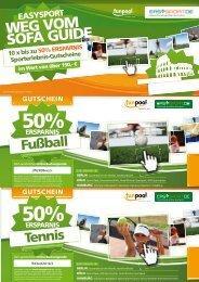 50% 50% - Easysport