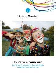 Mercator Zirkusschule - Stiftung Mercator