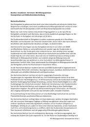 Hochschule Bochum - Stiftung Mercator
